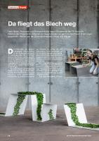dds | das magazin für möbel und ausbau